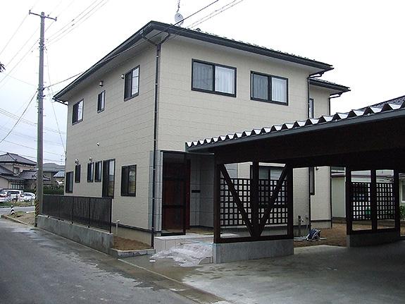 新潟市秋葉区K邸
