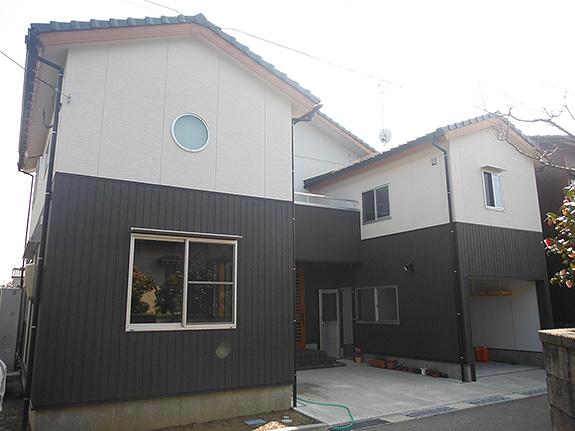 新潟市中央区S邸