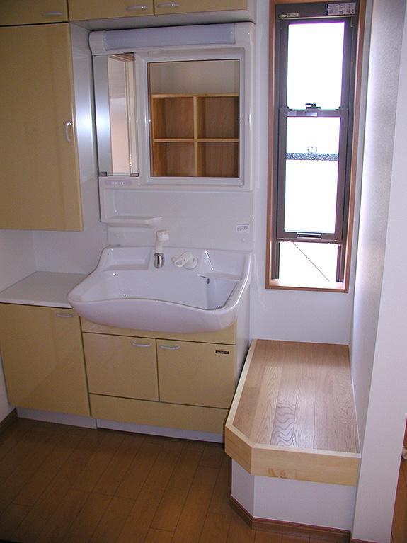 K邸洗面所